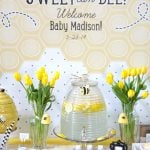 """Sweet as Can BEE"" Baby Shower"