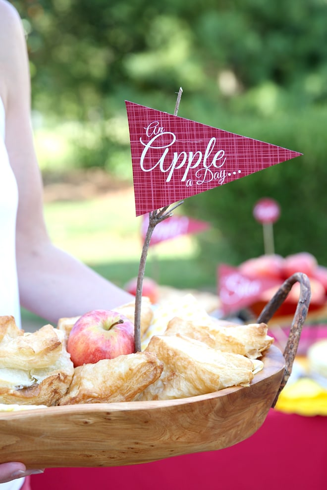 Host an Apple Pie Party!