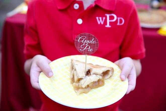 Apple Pie party