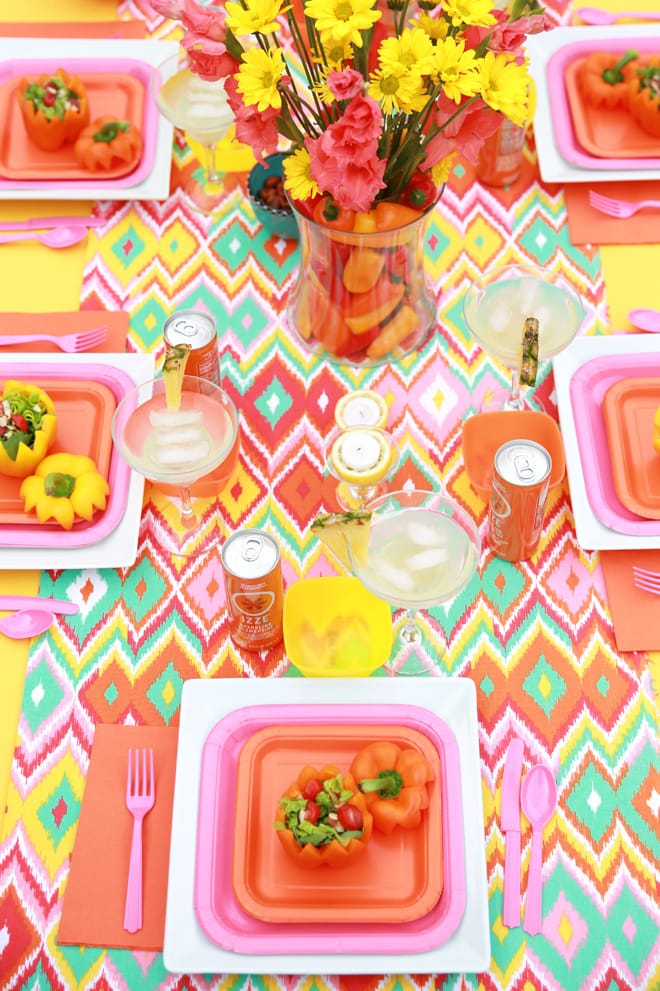 How to throw a fabulous girl's night fiesta party!