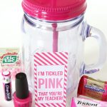 """I'm """"Tickled Pink"""" That You're My Teacher   Free Printable   Pizzazzerie.com"""