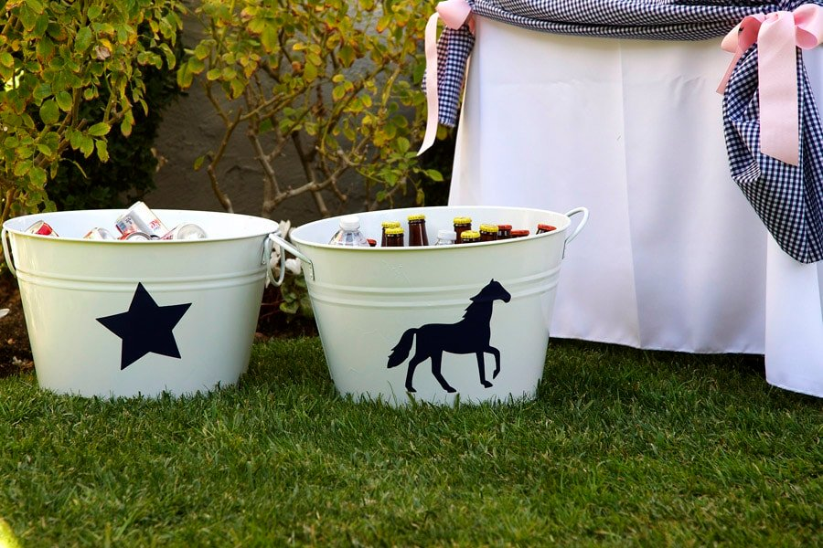 Horse Party Ideas!