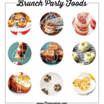 9 Brunch Party Foods We Love!