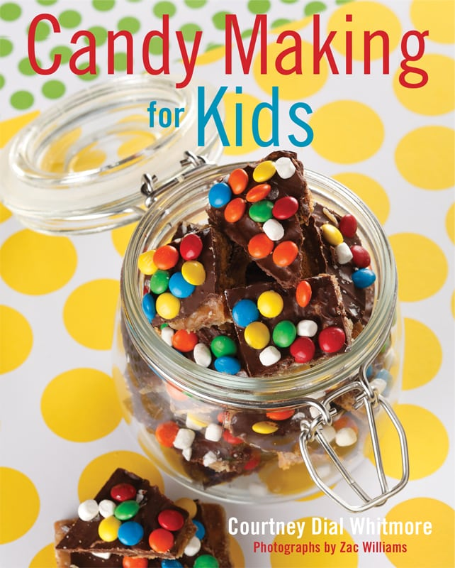 Candy Making For Kids Book