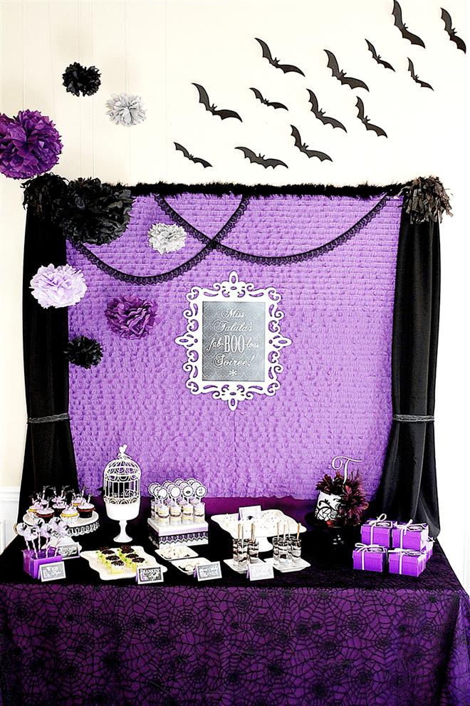 FabBOOlous Halloween Soiree Photos & Inspiration!