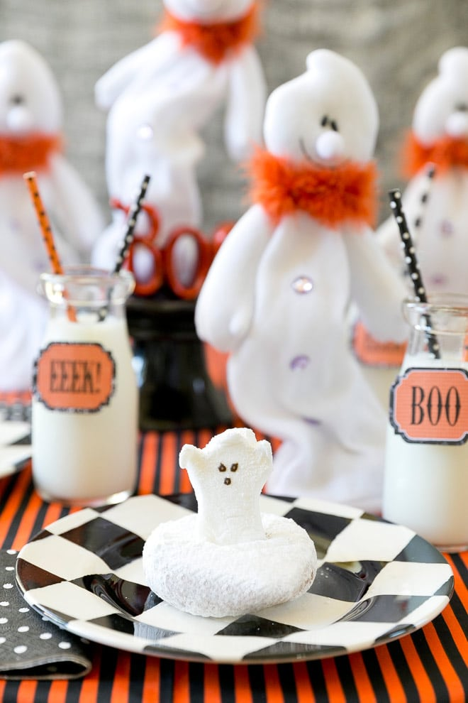 Host a BOO Breakfast party! Pizzazzerie.com