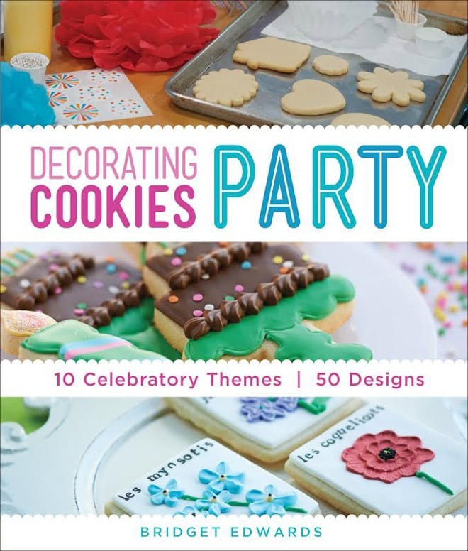 Decorating Cookies; Party by Bridget Edwards