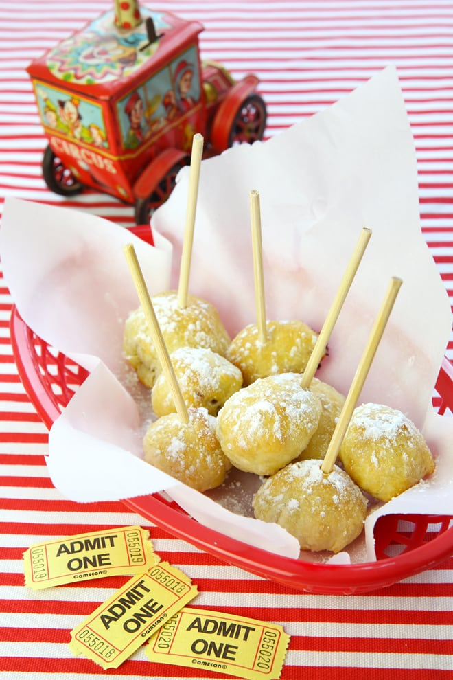 You can make fried candy bars into bites in your oven!