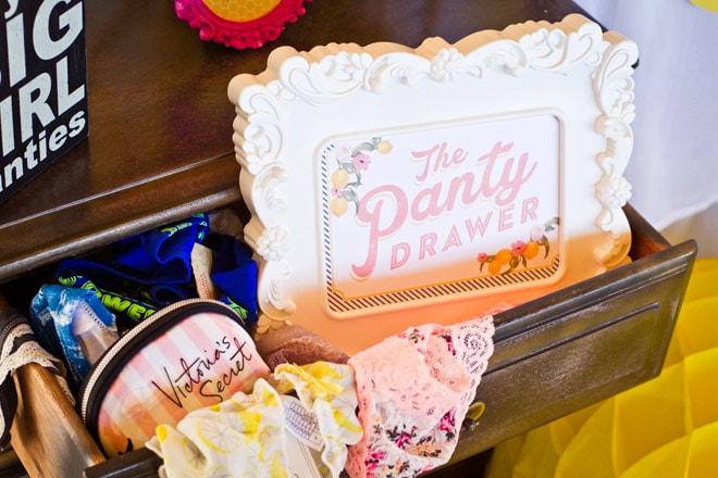 Preppy Bridal Shower Ideas