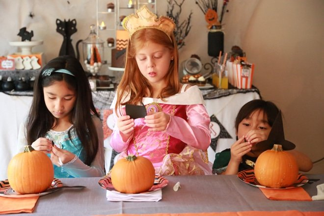 Kids' Halloween Party Ideas