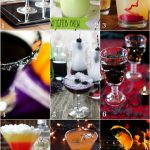 Awesome collection of spooky Halloween cocktail recipes!