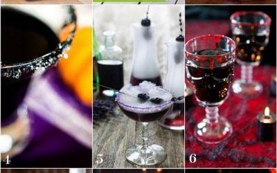 9 Spooky Halloween Cocktails!