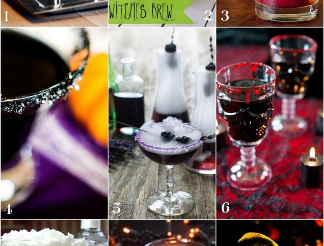 9 Spooky Halloween Cocktail Recipes