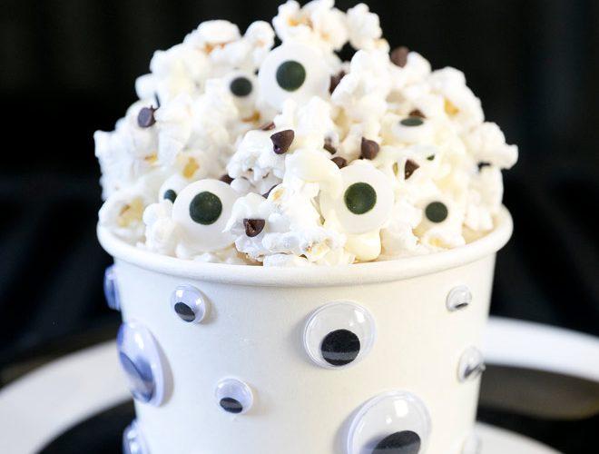 Monster Munch Recipe & DIY Treat Cups