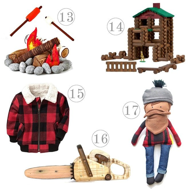 Lumberjack Party Gift Ideas