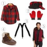 Lumberjack Party - What to Wear!