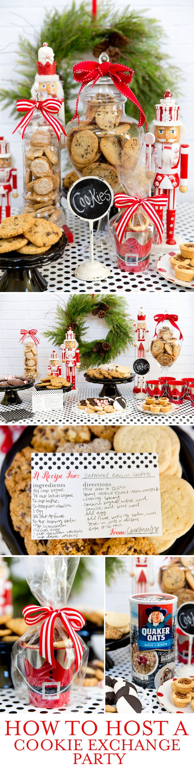 How to Host a Cookie Exchange Party!