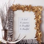 Tutorial: DIY Gold Leaf Frame