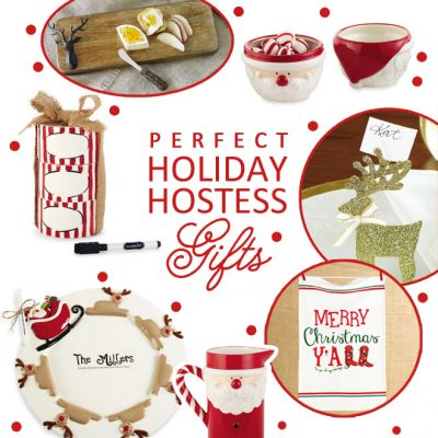 Celebrate the holidays with the perfect hostess gifts for parties! Pizzazzerie.com