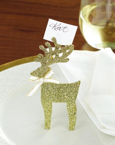 Reindeer Place Cards