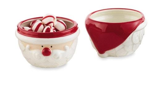 Christmas Santa Dip Cup