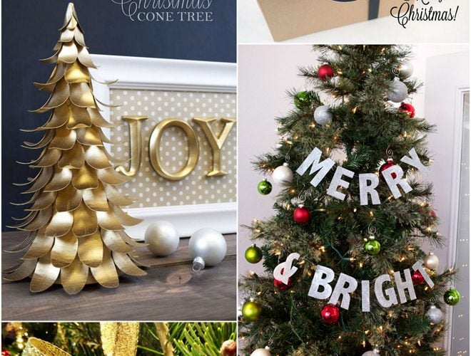7 Favorite Holiday DIYs & Silhouette Sale!
