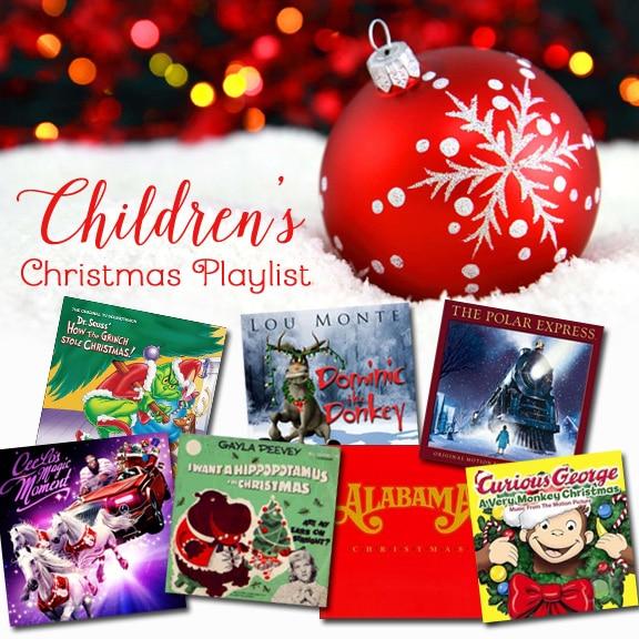 Childrens Christmas Music Playlist