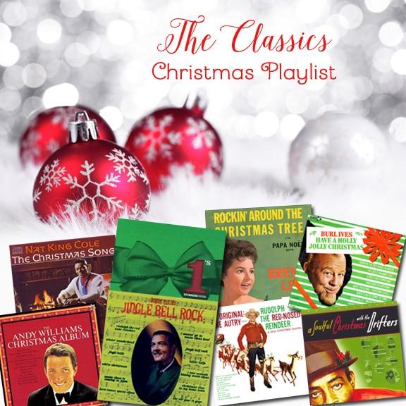 Classic Christmas Music Playlist