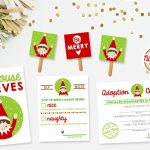 Free Elf on the Shelf Printable Kit!