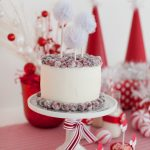 Adorable Red + White Santa Christmas Party!