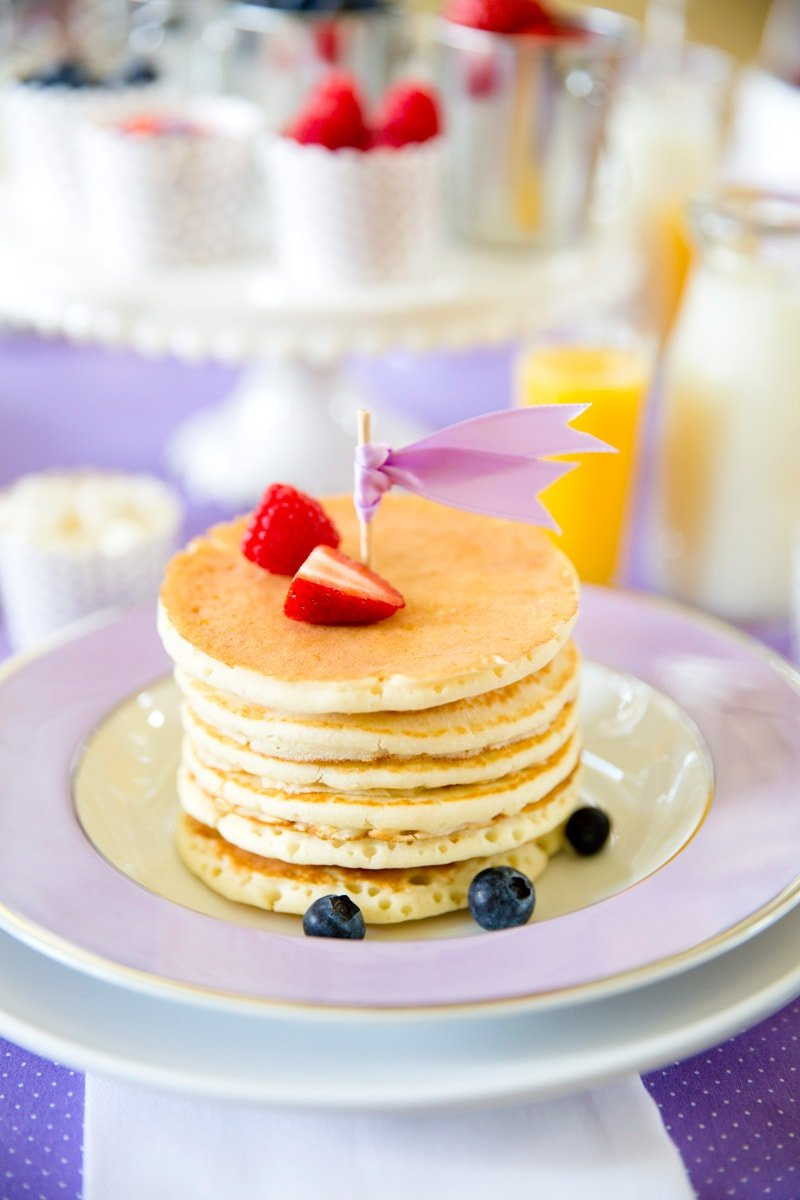 Host a fabulous Pancake Party! Pizzazzerie.com
