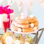 Birthday Brunch Bar Cart Party