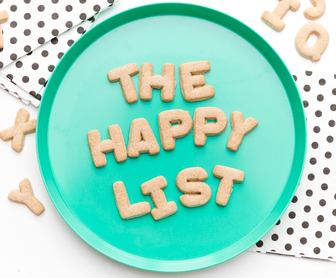 Alphabet Cookies are too cute for kids! Pizzazzerie.com