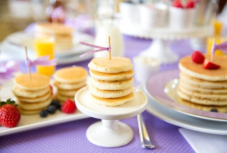 Host a Fabulous Pancake Party