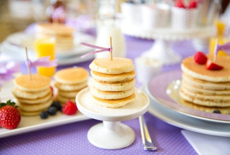 Host a Fabulous Pancake Party