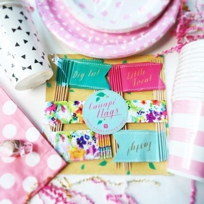 Party Supplies from Shop Sweet Lulu