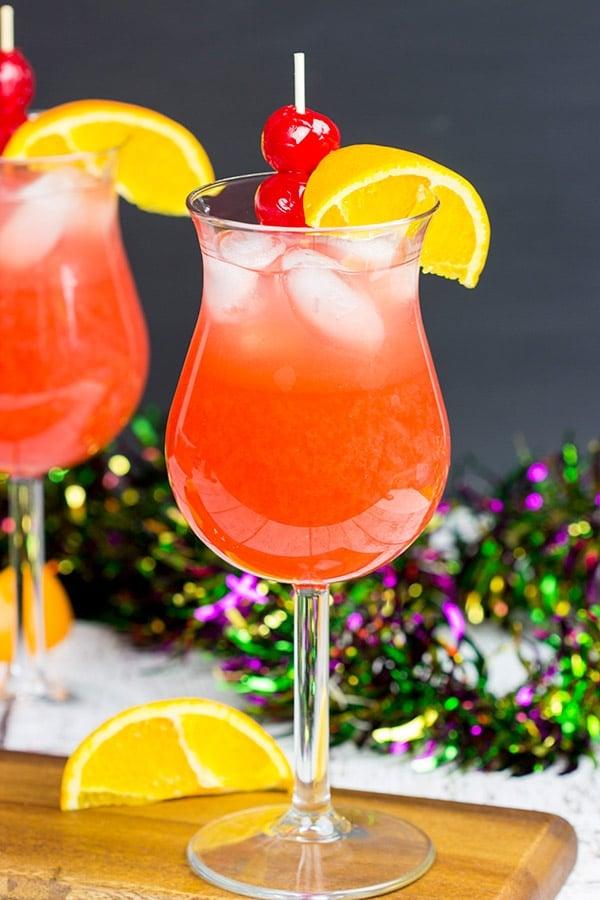 New Orleans Hurricane Recipe