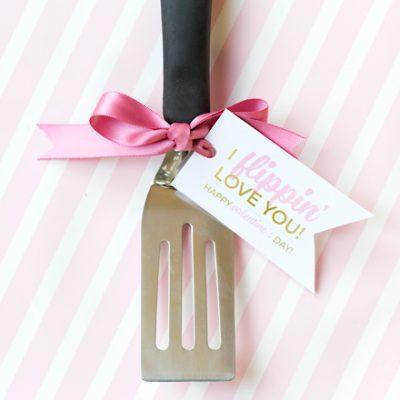 """I Flippin' Love You"" Valentine's Printable | Pizzazzerie.com"
