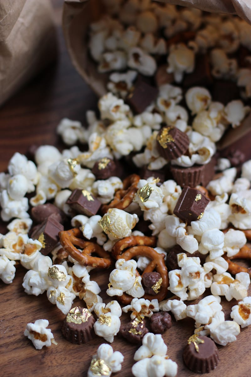 Oscars Party Popcorn