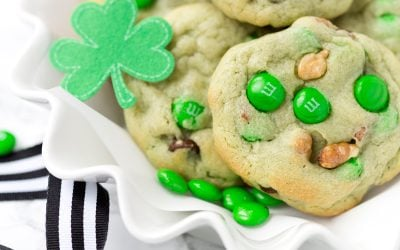 12 St. Patrick's Day Party Treats, Pizzazzerie.com