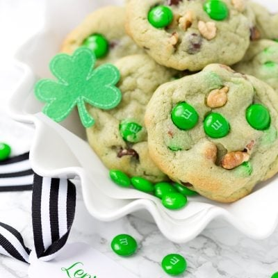 12 St. Patrick's Day Party Treats, Pizzazzerie.com