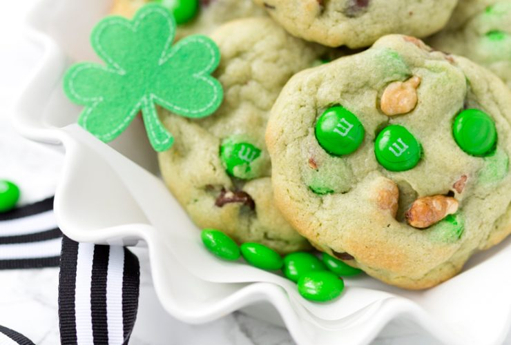 12 St. Patrick's Day Party Treats