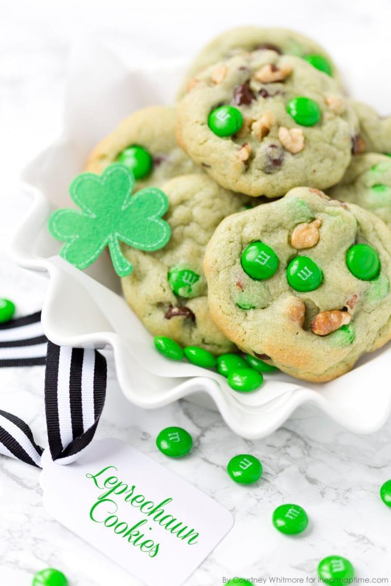 12 St. Patrick's Day Party Treats