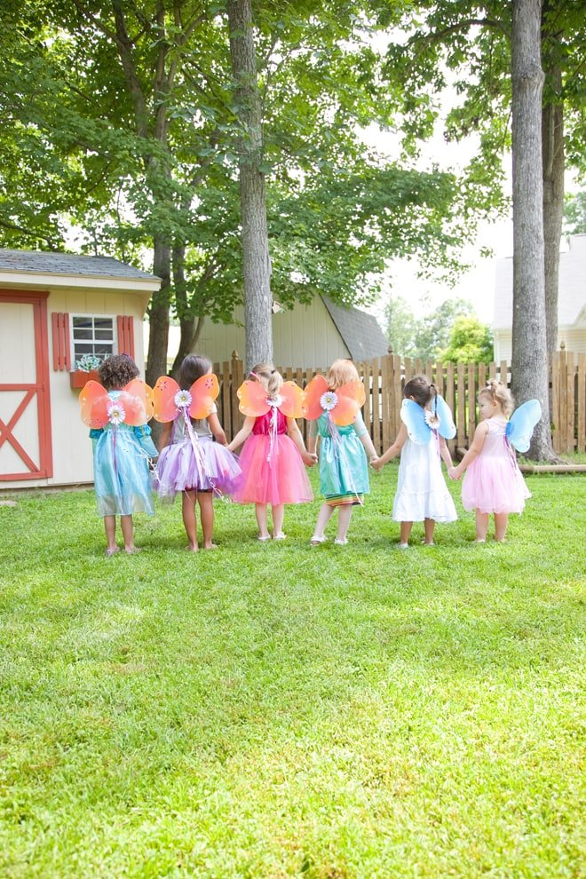 Fairy Unicorn Birthday Party