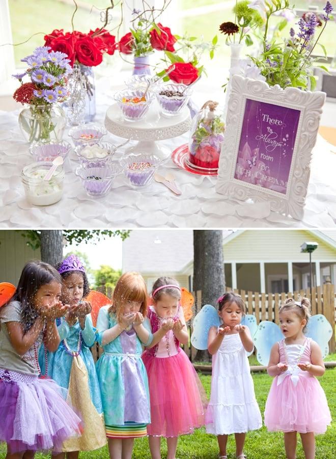 Festive Fairy Birthday Party