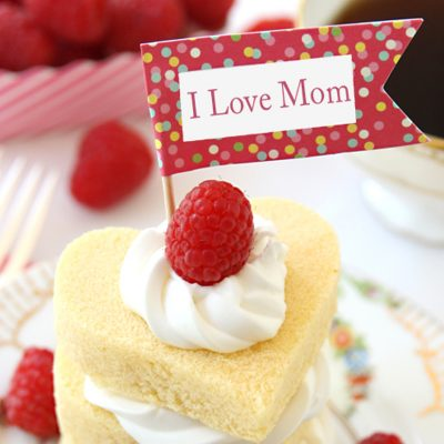 Mother's Day Treats