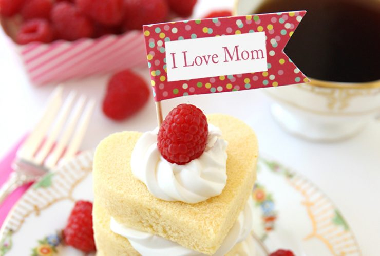 8 Sweet Mother's Day Recipes!