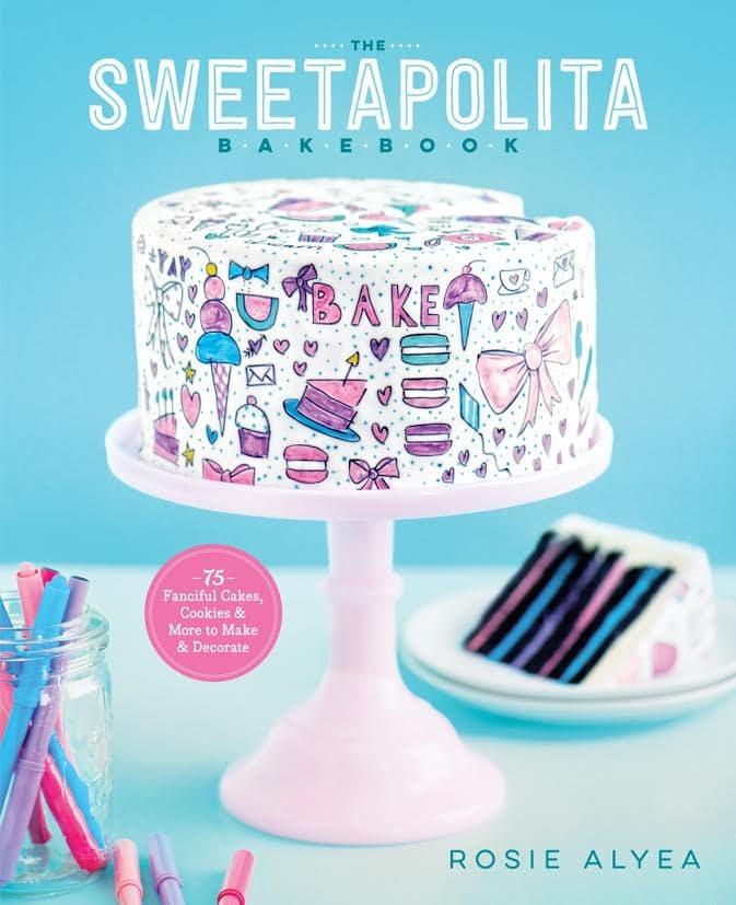 Sweetapolita Bake Book!