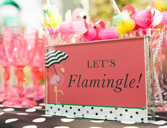 Let's Flamingle!