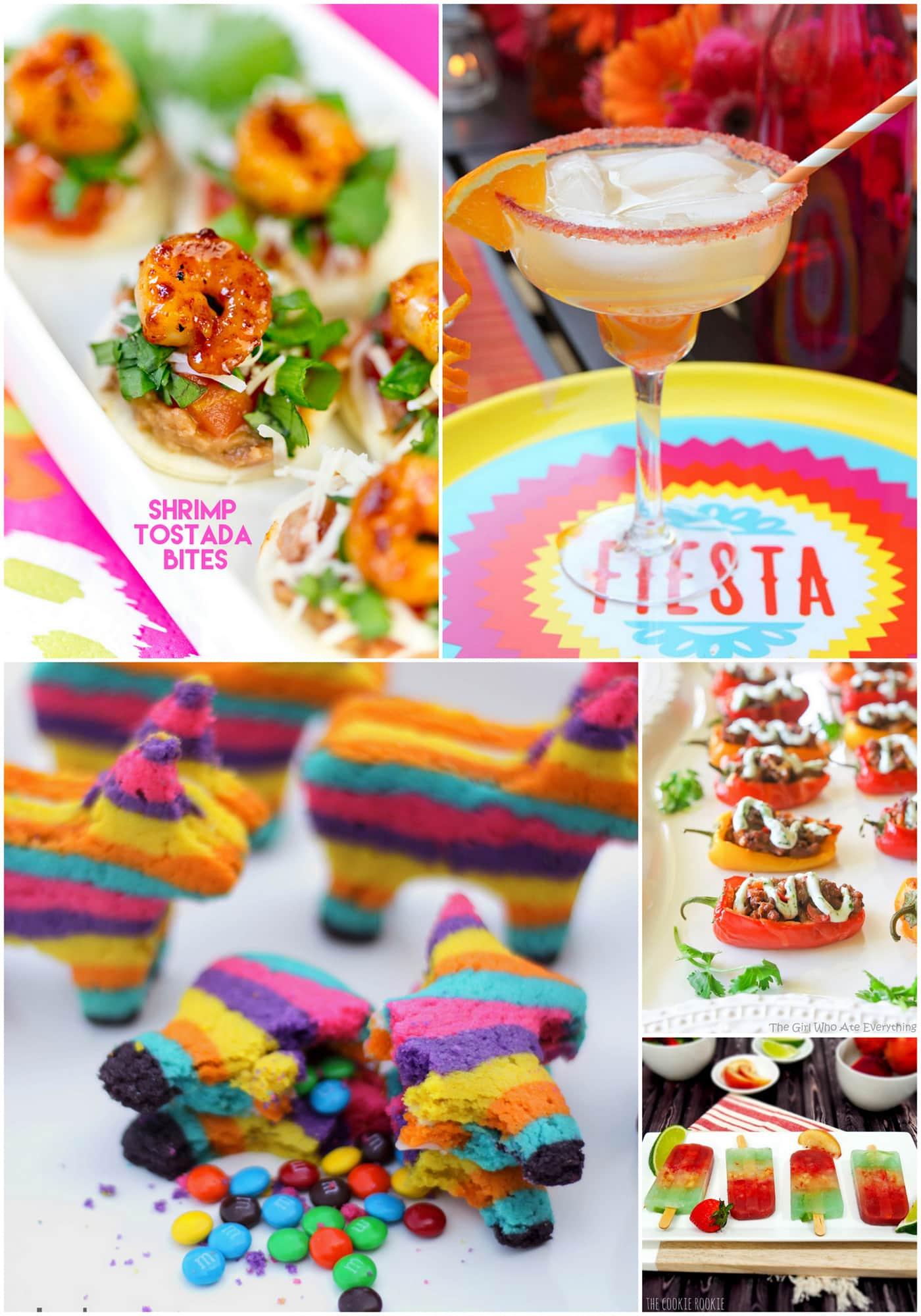 Favorite Cinco de Mayo Recipes, get your Fiesta on!